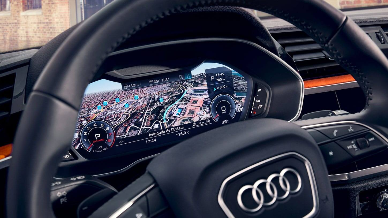 The new Audi Q3 2019 > Audi Q3 2019 > Audi Dubai