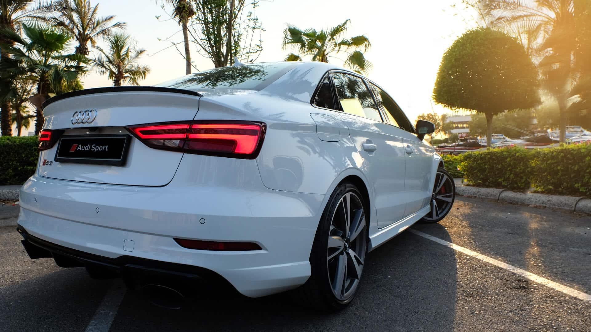 Kekurangan Audi Rs3 Sedan Review