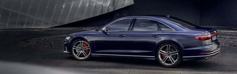 The all-new Audi S8