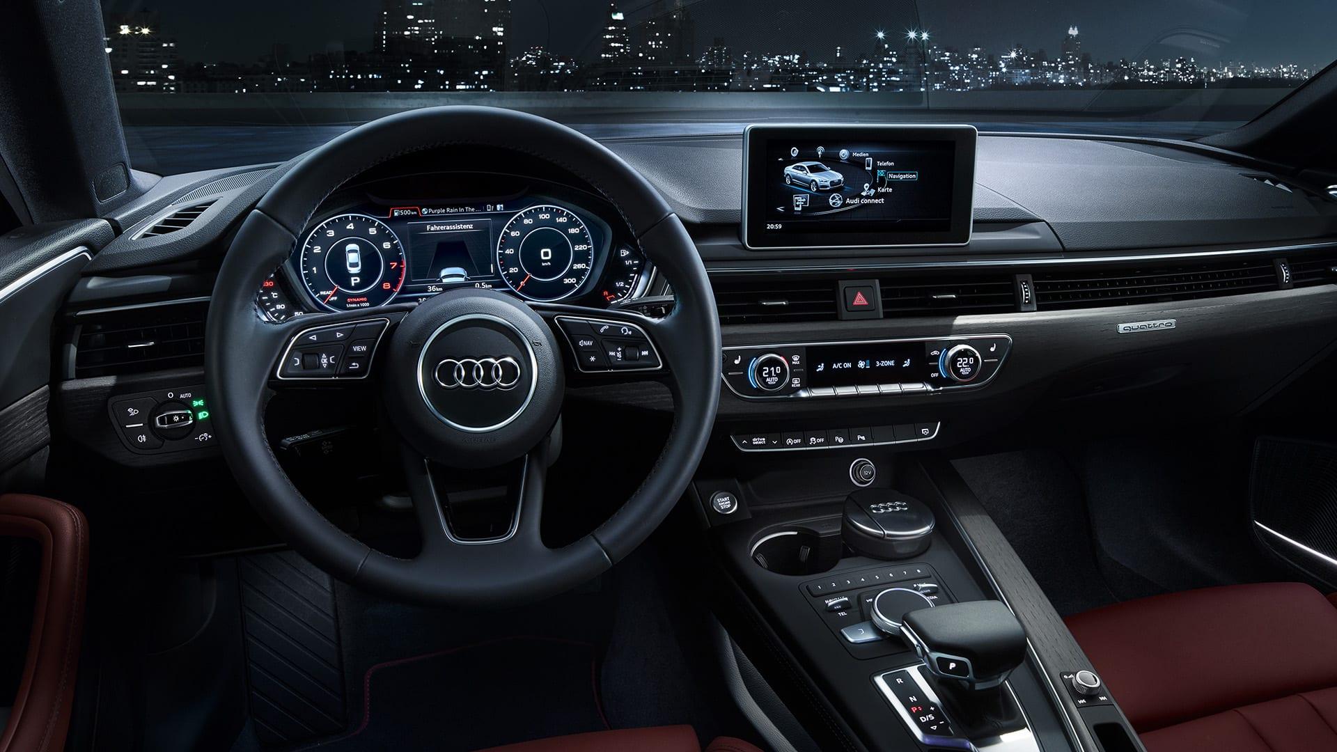 Audi S Coupé A Audi Dubai - S5 audi