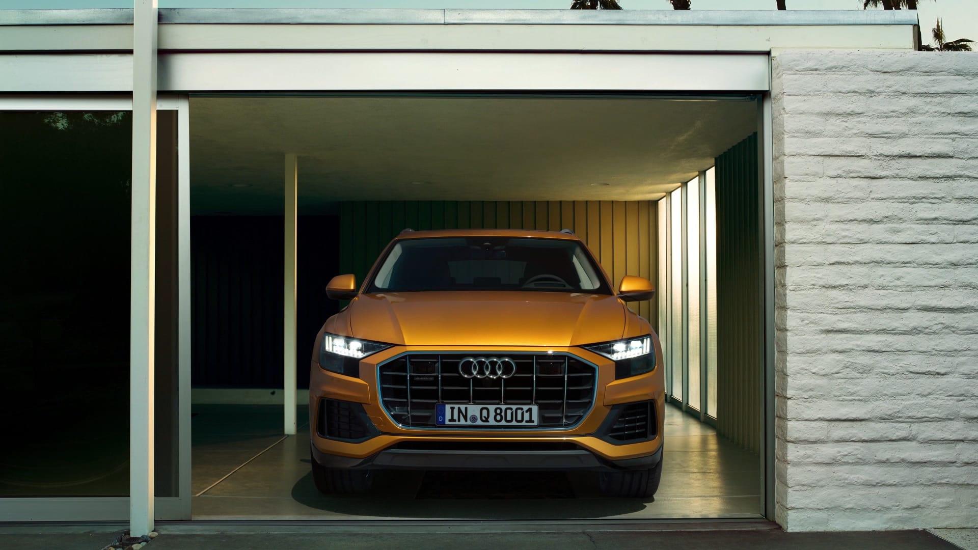 Audi Q8 2019 > Audi Q8 2019 > Audi Dubai